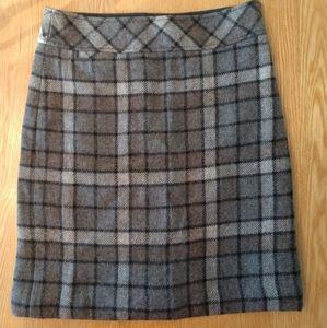 L.L.Bean wool skirt